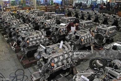 Kamaz phát triển thế hệ động cơ mới