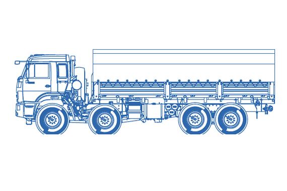 Xe tải thùng