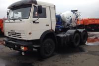 Xe đầu kéo KAMAZ 54115 (6x4)
