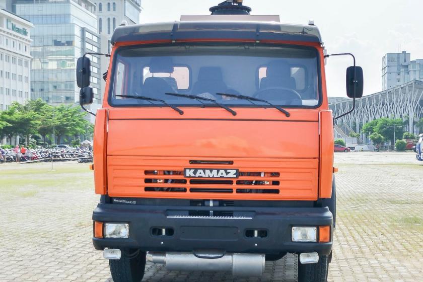 XE BỒN XĂNG DẦU KAMAZ 53229 (6x4) - 18 M3