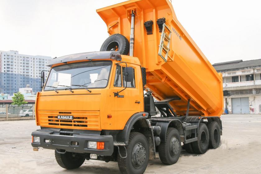 XE BEN KAMAZ 6540 ( 8x4 )