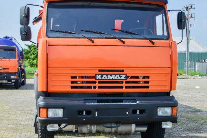 XE BỒN XĂNG DẦU KAMAZ 6540 (8x4) - 23 m3